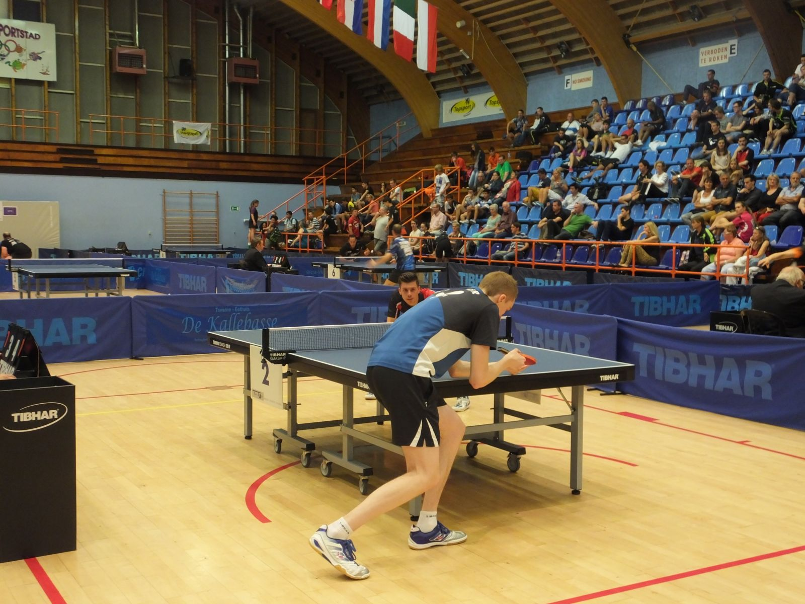 ostend masters 2014